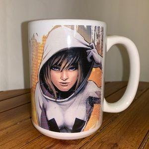 Spider Gwen coffee mug